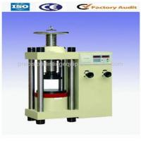 Wholesale 2000kn Digital concrete compression testing machine from china suppliers