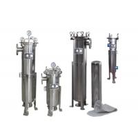 Wholesale 1um - 100um Filtration Precision Liquid Filter Housings For Water Treatment Plant from china suppliers