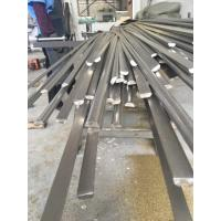 China Austenitic 304 304L Structural Steel Profiles , 316 430 410 420 Standard Steel Profiles on sale