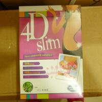 Wholesale Weight loss capsule 4Dslim 100% Natural slimming product from china suppliers