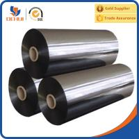Wholesale Aluminum Coated PET Film Metalizing Aluminum Mylar Film Moisture Film from china suppliers