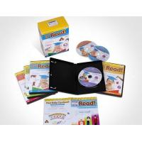 Buy cheap Professional Early Reading Educational Dvds For Babies Spanish Audio from wholesalers