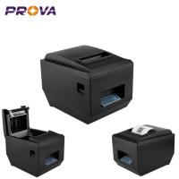 China Space Saving Direct Thermal Barcode Printer , 80mm Portable Mini Thermal Printer on sale