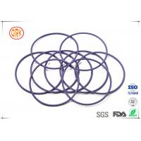 Wholesale Customized  Purple High Temperature Silicone O Rings  For Auto Parts from china suppliers