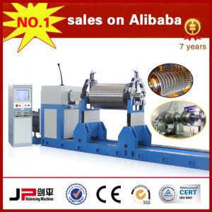 China Jp Lager Gas Turbine Rotor Wheel Balancing Machine on sale