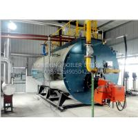 Wholesale Forced Gas Boiler Hot Water Heater 2.1MW Fire Gasonline Hot Water Boiler from china suppliers