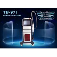 Buy cheap NEW Laser Picosure 755mm For Tattoo Removal Q switch ND Yag Laser Machine from wholesalers