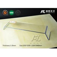 scratch resistant polycarbonate sheet for car window , safety shield