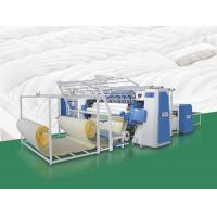 Buy cheap Home Textiles Mattress Cutting Machine Computerized Multi Needle Quilting from wholesalers