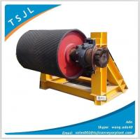 Wholesale Belt conveyor drive pulley, head pulley, bend pulleys from china suppliers