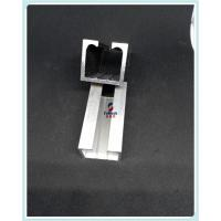 Wholesale 6060 Cutting Aluminum Extrusion Profiles Customized With Window Cartain / Rail from china suppliers