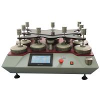 Buy cheap Martindale Abrasion & Pilling Test Machine, Martindale and Pilling Machine from wholesalers