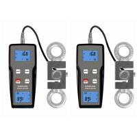 Wholesale Blue Backlight Handheld Digital Force Gauge N / Kg / Lb Push Force And Pull Force from china suppliers