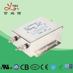 Wholesale 50/60Hz Low Pass Power Supply Noise Filter 50A 250V 440VAC For Machine from china suppliers