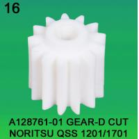 Wholesale A128761-00 GEAR D-CUT FOR NORITSU qss1201/1701 minilab from china suppliers