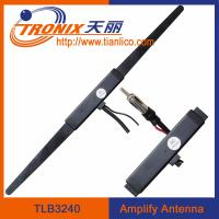 Wholesale am fm car electronic antenna/ best radio reception car antenna amplifier TLB3240 from china suppliers
