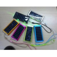 Wholesale Solar Charger 1350mAh from china suppliers