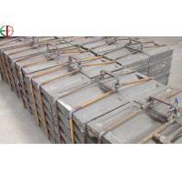 China BTMCr15Mo HRC52 High Cr White Iron Liner plates Ball Mill Liners on sale