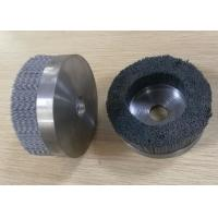 Wholesale Industrial Disk Abrasive Deburring Brush Custom Size Easy Installation For Moulds from china suppliers