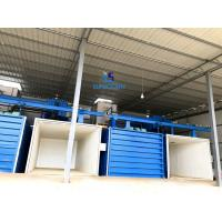 Wholesale Commercial Field Vegetable Vacuum Cooler Modern Facility Low Temperature from china suppliers