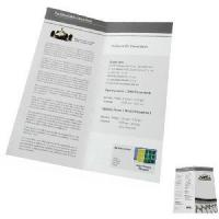 China Printing of Product Manual, Product Specification Print (PP-001) on sale
