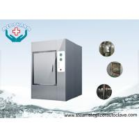 Buy cheap Mutil Programmed Sterilization Cycles Laboratory Steam Sterilizer With Safety from wholesalers