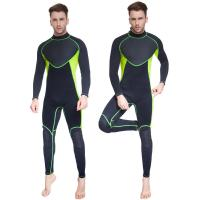 Wholesale men long sleeve 3MM neoprene Colorful Nontoxic surfing diving wet suit from china suppliers