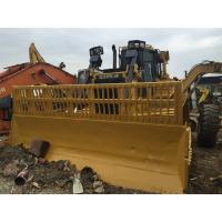 China Close Driver Cab Hydraulic Crawler Bulldozer D6R / Used Bulldozer For Sale on sale