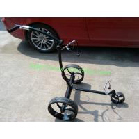 Wholesale 2014 Stainless steel remote control golf trolley from china suppliers