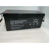 Wholesale 6FM200G 12V 200ah Lead Acid AGM Battery M8 Terminal from china suppliers
