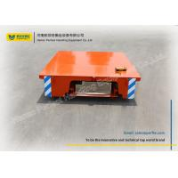 Buy cheap Easy Operated Electric Trailer Trolley / Battery Operated Cart Applied Steel Plant from wholesalers