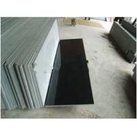 Wholesale Black Granite Tile Countertop / Absolute Black Granite Tile 12x12 from china suppliers