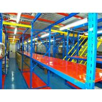 Wholesale  Industrial Rack Supported Mezzanine  from china suppliers
