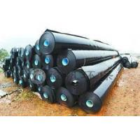 China HDPE impermeable geomembrane on sale