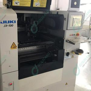 Wholesale JUKI SMT Pick And Place Machine JUKI JX100 SMT MACHINE used PCB Assembly line machine from china suppliers