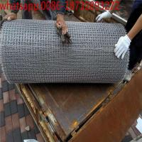 China Crimped Sand Screen Mesh For Industry Factory/ crimped wire mesh manufacturer,woven crimped wire mesh price,steel crimp on sale