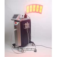 Quality PDT LED Light Therapy Machine with BIO Bipoalr Hexpolar Microcurrent Oxygen Jetpeel for sale