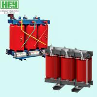 China SCB-Series Dry Type Transformer Amorphous Alloy With High Heat Resistance on sale
