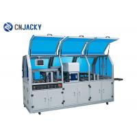 Wholesale Servo System Full Auto PVC Card Punching Machine Large Format 3 x 8 / 5 x 5 / 4 x 8 from china suppliers