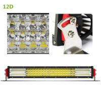 Wholesale 22 / 32 Inch Led Light Bar Led Roadway Lighting Die Cast Aluminum Housing from china suppliers