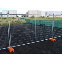 Wholesale Hot Dipped Galvanized Temporary Fence Convenient Installation for Construction Site from china suppliers