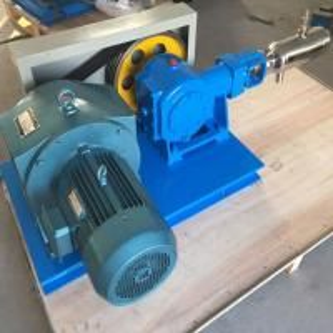 60-70L / H Flow Rate Oxygen Plant Spare Parts Cryogenic Liquid Oxygen Pump