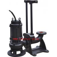 Wholesale WQ fixed,QW movable submersible sewage pump from china suppliers