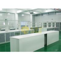 Laboratory epoxy resin countertops 1.5 meters work bench with monolithic