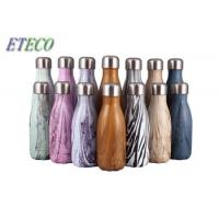 Wholesale 20oz Metal Drink Bottle , Chilly's Bottles Pastel Pink Stainless Steel 500ml Bottle from china suppliers