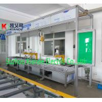 Buy cheap Manual assembly line for compact busbar trunking system / Busbar fabrication machine for assembly of busway system from Wholesalers