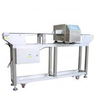 China Auto - Balance Conveyor Belt Metal Detector For Food Inspection 12 Months Warranty on sale