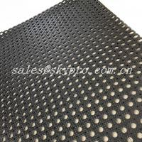 "Wholesale Waterproof Holes Hollow Interlock Rubber Kitchen Floor Mats 3/8""Or 5/8"" from china suppliers"