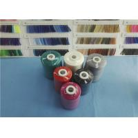 China Industrial 100% Polyester Sewing Thread 40/2 5000Y Black And White on sale