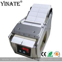 China High Quality X-130 Automatic Label Dispenser Electronic Label Stripper 5-130mm Width Auto Sticker Stripper 250mm Max.Dia on sale